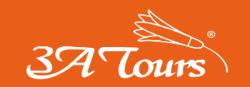 3A Tours Logo
