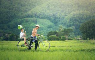 Thailandia in Bici